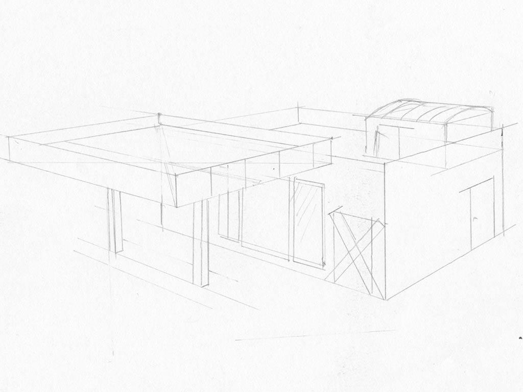 Baubericht Zombie Pickup mit Diorama 7 Start Diorama