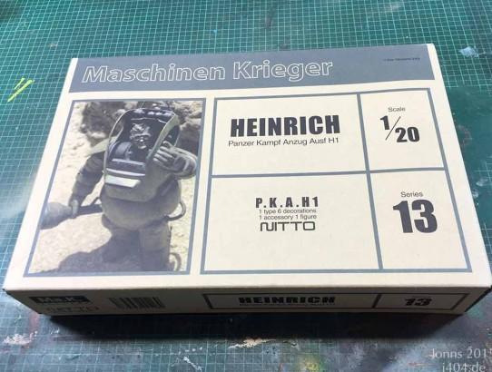Ma.K. Heinrich 1/20; Way home!