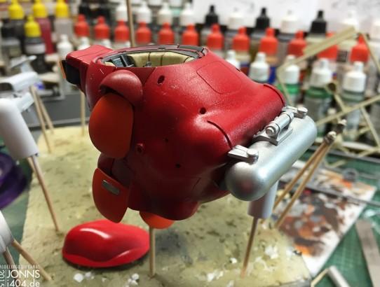 Aktuelles Projekt: Ma.K. Sea Pig als Feuerwehrversion