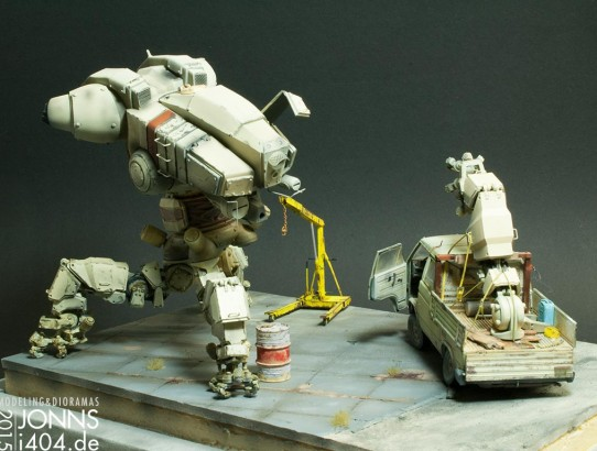 Michael Herm's ROOK von Industria Mechanika 1:35, Part 7