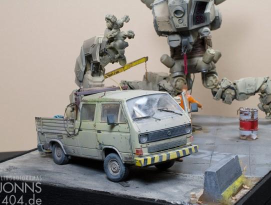 Michael Herm's ROOK von Industria Mechanika 1:35 Galerie